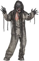 Fun World Costumes Burning Dead Zombie Costume for Kids