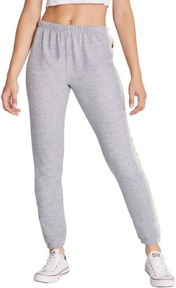 Wildfox Couture Knox Striped Joggers
