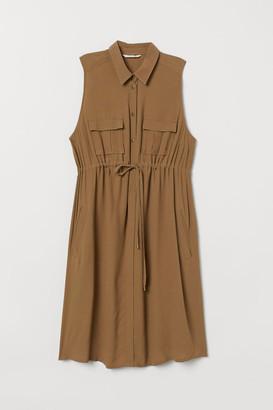 H&M MAMA Utility dress