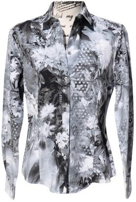 Paul Smith Grey Cotton Top for Women