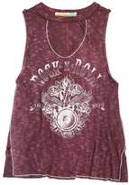 Vintage Havana Girls' Rock & Roll Tank