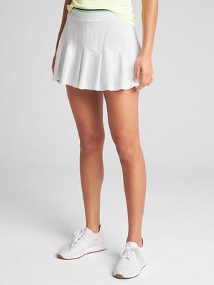 Gap GapFit Pleated Tennis Skirt in Sprint Tech