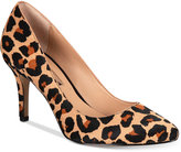INC International Concepts Zitah Pointed-Toe Pumps, Only at Macy's