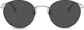 Oliver Peoples Coleridge tinted sunglasses