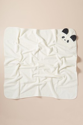 Liewood Organic-Cotton Panda Hooded Towel