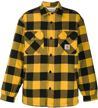 Carhartt WIP Merton check shirt