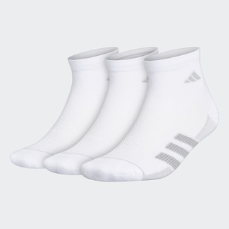 adidas Superlite Stripe 2 Quarter Socks 3 Pairs