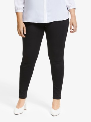 NYDJ Curve Sculpt Leggings, Nuit Black