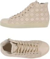 Leather Crown High-tops & sneakers - Item 11118736