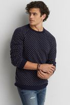 American Eagle Outfitters AE Birdseye Crew Sweater