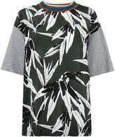 Marni print T-shirt - women - Silk/Cotton/Viscose - 42