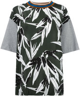 Marni print T-shirt - women - Silk/Cotton/Viscose - 46