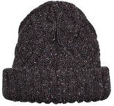 San Diego Hat Company Women's Cable Knit Beanie with Cuff KNH3456
