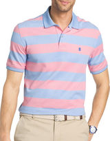 Izod Classic Fit Stripe Knit Polo