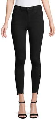 Mother Stunner Zip Ankle Step Hem Jeans