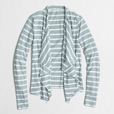 J.Crew Factory Always cardigan sweater in stripe