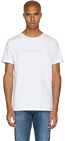 A.P.C. White melrose Place T-shirt