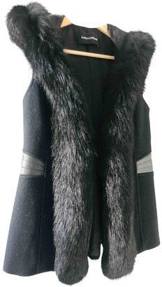 Flavio Castellani Black Fox Jacket for Women