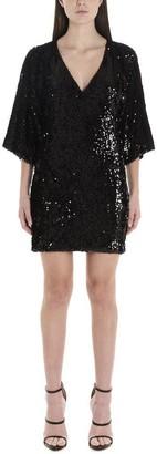IRO Embellished Sequin Dress