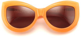 Wildfox Couture Women's Kitten Cat Eye Sunglasses