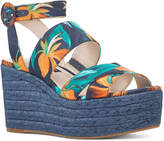 Nine West Kushala Espadrille Wedge Sandal - Women's