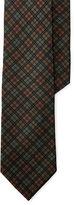 Polo Ralph Lauren Plaid Silk Twill Narrow Tie