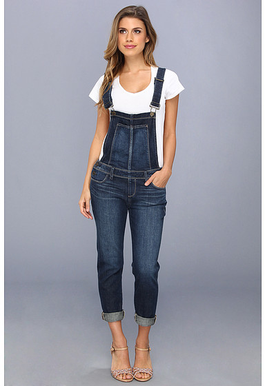 Paige Sierra Overall in Gramercy