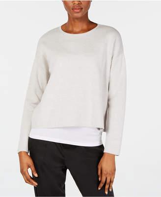 Eileen Fisher Organic Sweater, Regular & Petite