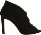 Jimmy Choo Lorna Suede Booties
