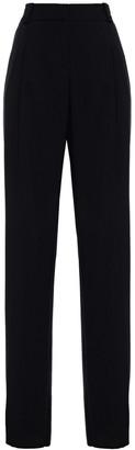 Giorgio Armani Wool Wide-leg Pants