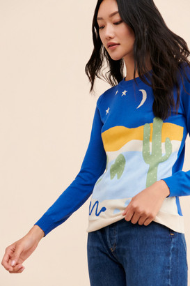 ModCloth Desert Night Sweater