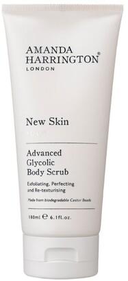 Amanda Harrington New Skin Body Glycolic Scrub (180ml)