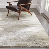 Crate & Barrel Birch Wool-Blend Rug