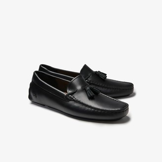 Lacoste Men's Dress Piloter Tassel Loafer