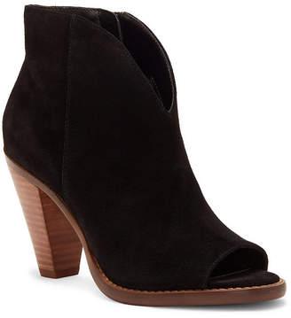 Jessica Simpson Jillrie Peep Toe Booties Women Shoes