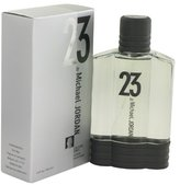 Michael Jordan 23 by Gift Set for MEN: COLOGNE SPRAY 3.4 OZ & AFTERSHAVE 3.4 OZ