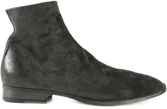 Marsèll Side-Zip Ankle Boots