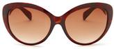 Nanette Lepore Women&s Cat Eye Sunglasses