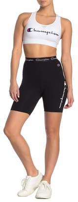 Champion Authentic Logo Bike Shorts
