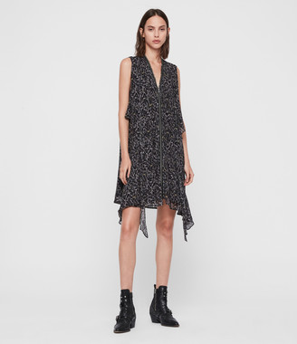 AllSaints Jayda Waterleo Dress