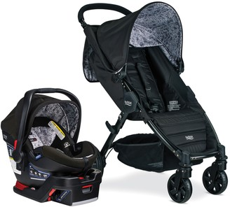 Britax Pathway Travel System with B-Safe Ultra Infant Car Seat