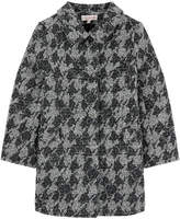 Lili Gaufrette Tweed coat