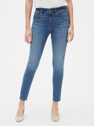Gap High Rise True Skinny Jeans with Secret Smoothing Pockets
