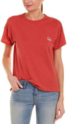 Rag & Bone Embroidered Crown Vintage T-Shirt