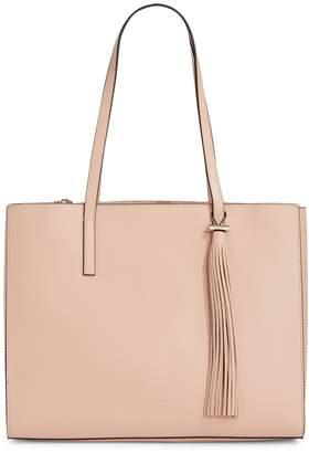 Ted Baker Narissa Leather Tassel Tote Bag