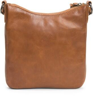 Frye Melissa Swing Leather Crossbody Bag