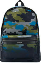 Michael Kors camouflage print backpack