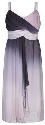 Diana Gallesi 3/4 length dress