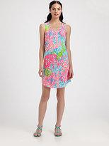 Lilly Pulitzer Printed Cordon Dress