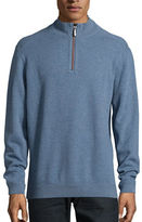 Tommy Bahama Flipside Pro Half-Zip Sweater